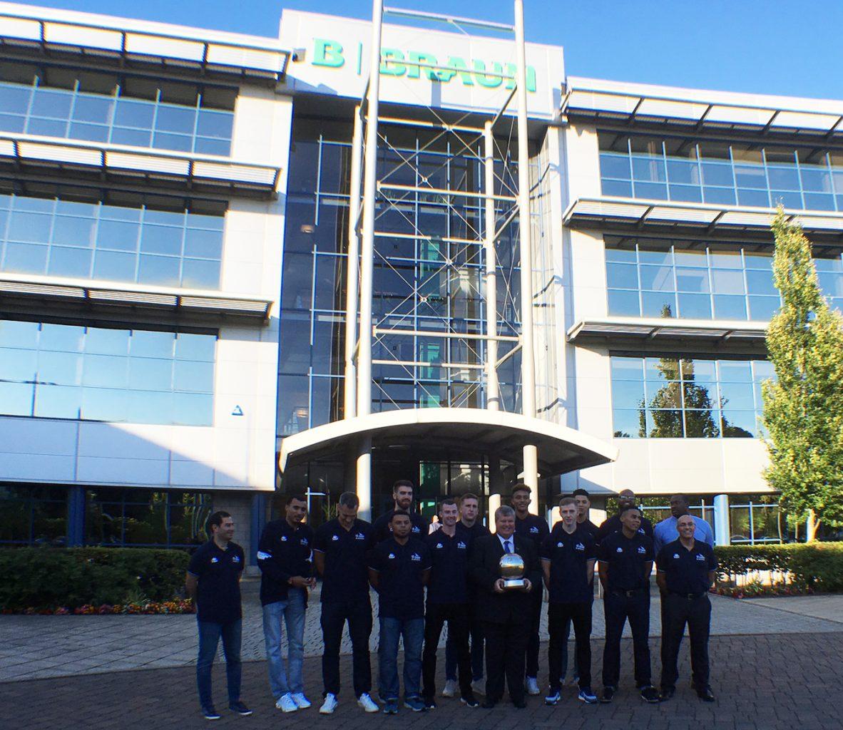 Sheffield Sharks 2016/17 squad announced at B  Braun - Sheffield